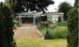 Inspero garden