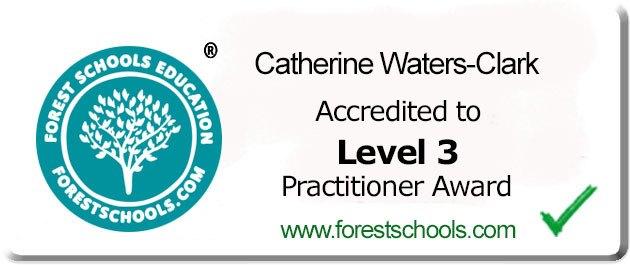 Catherine Waters-Clark accreditation