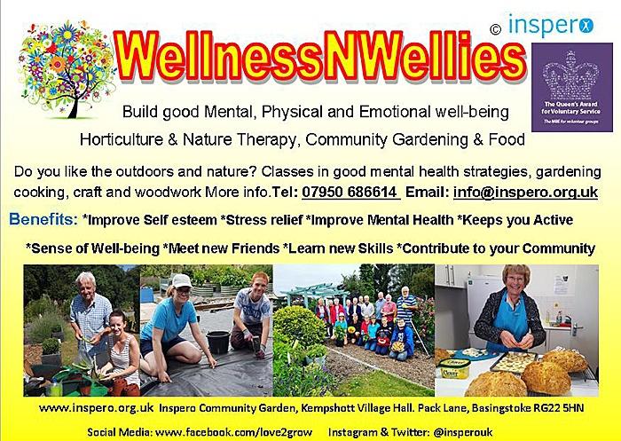 WellnessNWellies Flyer 2021